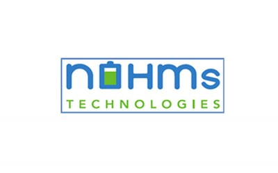 NOHMs Technologies named one of the top 20 battery companies to watch in the latest C&EN Discovery Report