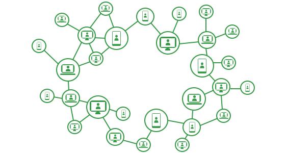 BlockchainGraphic