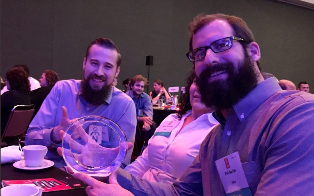 AbSci wins 2017 Startup of the Year Award