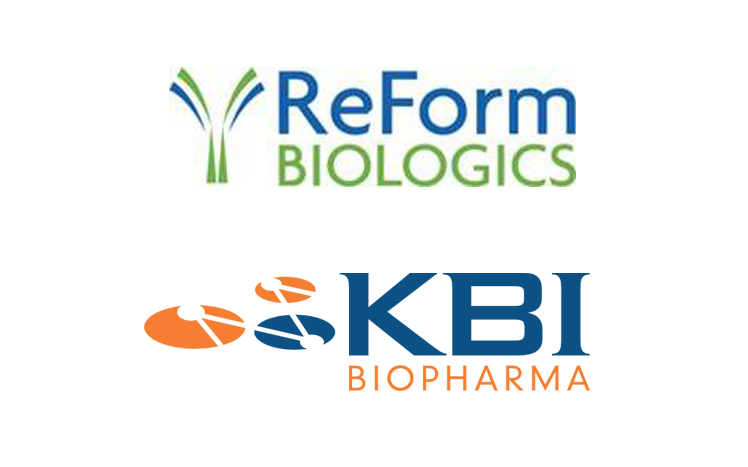ReForm Biologics and KBI Biopharma Announce Strategic Partnership to Improve Biopharmaceutical Formulations and Development.