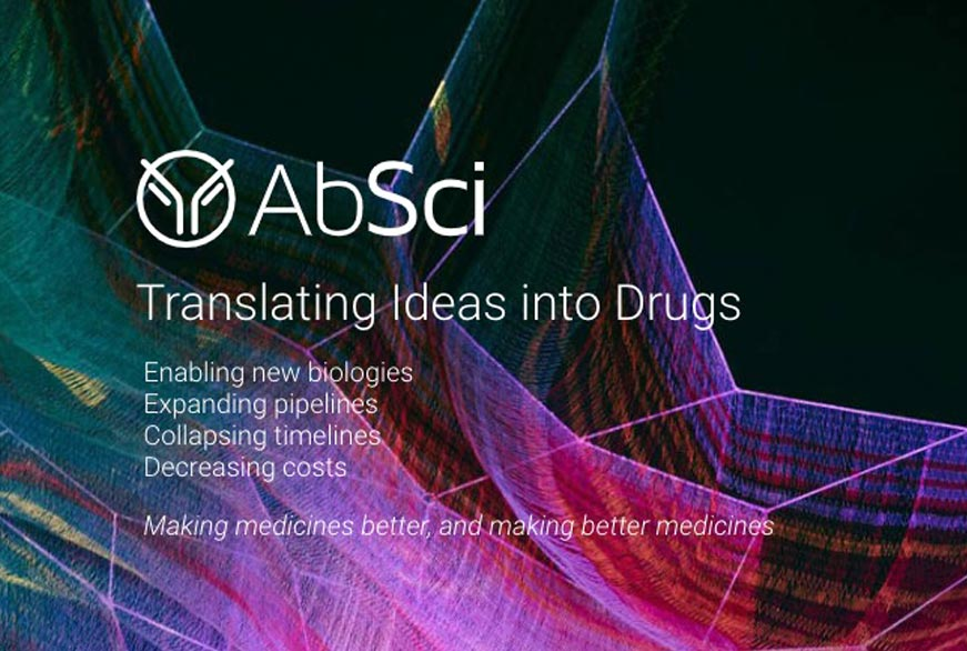 AbSci Announces Completion of $125 Million Crossover Financing to Advance AI-Powered Synthetic Biology Drug Creation Platform